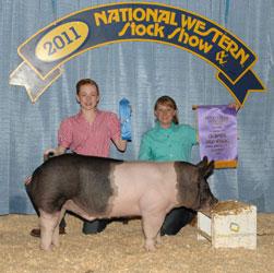 Burzlaff Show Pigs :: Winners